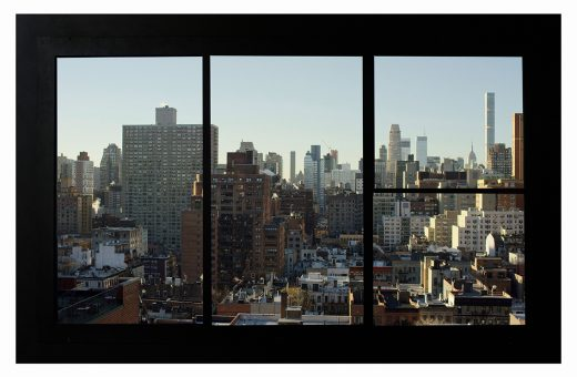 Anotherview, windows with a view by Marco Tabasso Robert Andriessen and Tati Uzlova