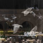 Archetype, l'ultima scenografica installazione di Edoardo Tresoldi in Medio Oriente | Collater.al