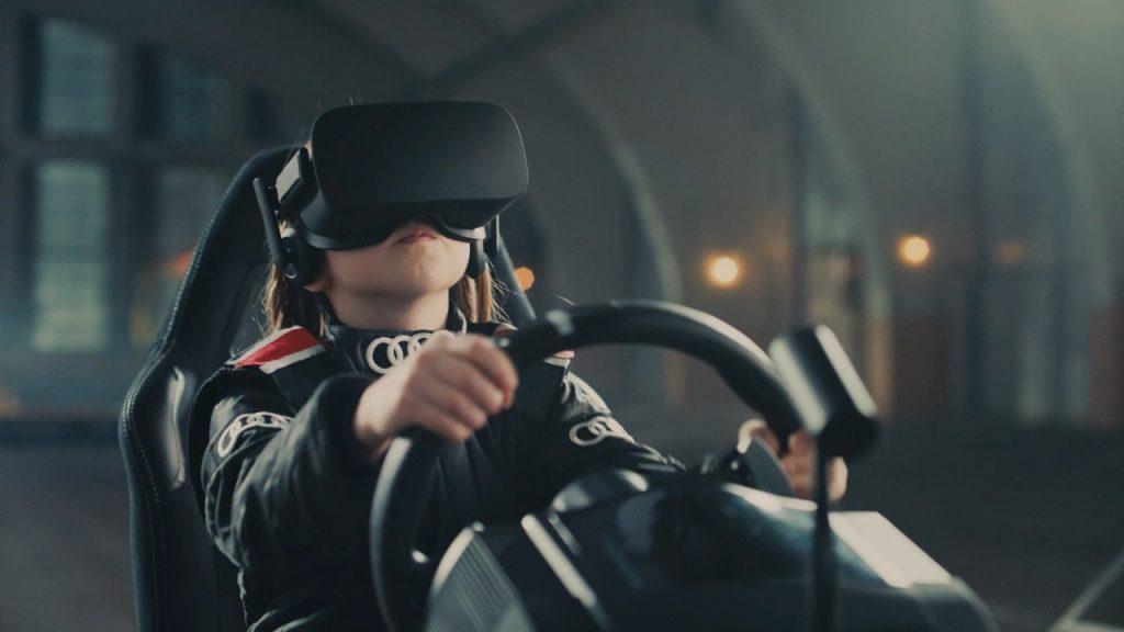Audi Sandbox il SUV Q5 incontra la realtà virtuale | Collater.al 1