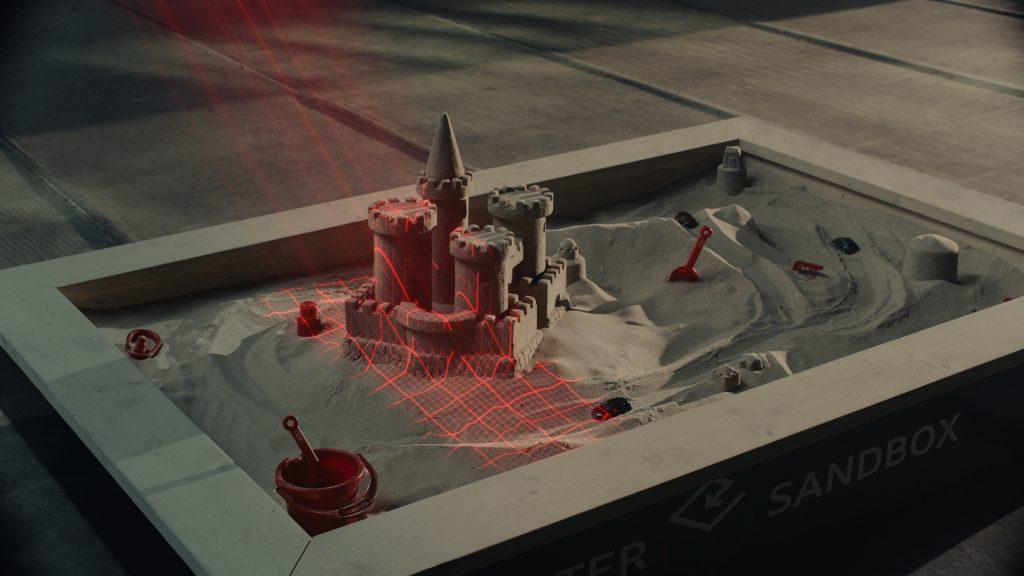 Audi Sandbox il SUV Q5 incontra la realtà virtuale | Collater.al 2