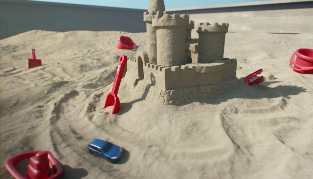Audi Sandbox il SUV Q5 incontra la realtà virtuale | Collater.al 3