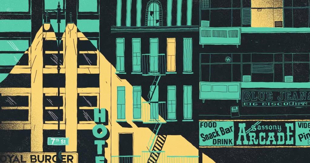 Beer, il corto ispirato alla poesia di Charles Bukowski di Studio Nerdo | Collater.al