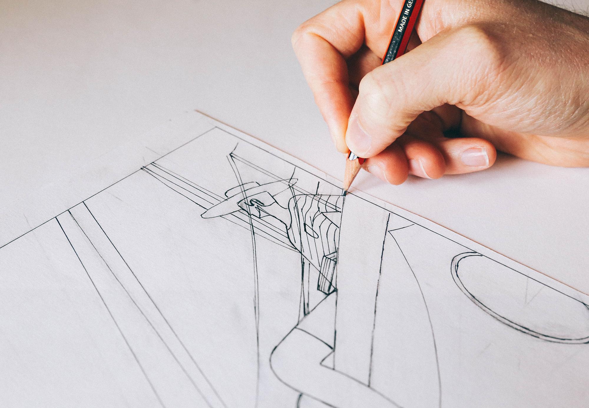 La raffinata illustrazione di David Doran per Timberland Boat Shoe | Collater.al