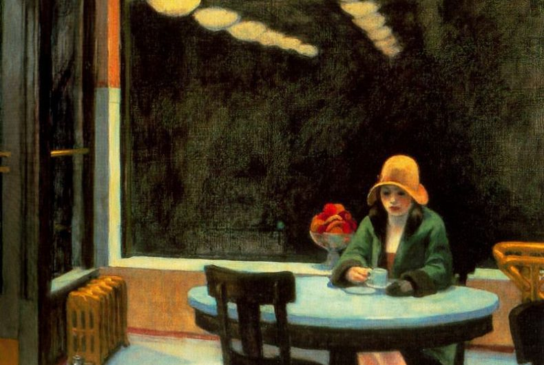 Edward Hopper In Motion, i dipinti animati di Orbitz | Collater.al