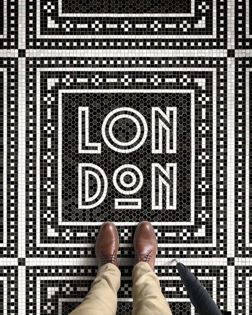 Fauxsaic, i mosaici tipografici di Nic Misani | Collater.al 1