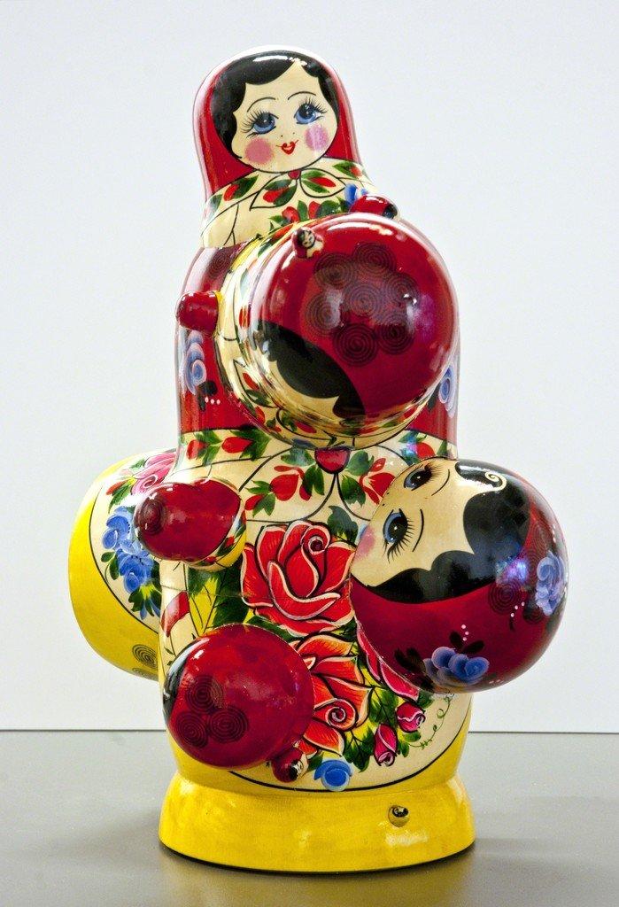 Gli oggetti distorti dell'artista spagnolo Jaime Pitarch | Collater.al 8