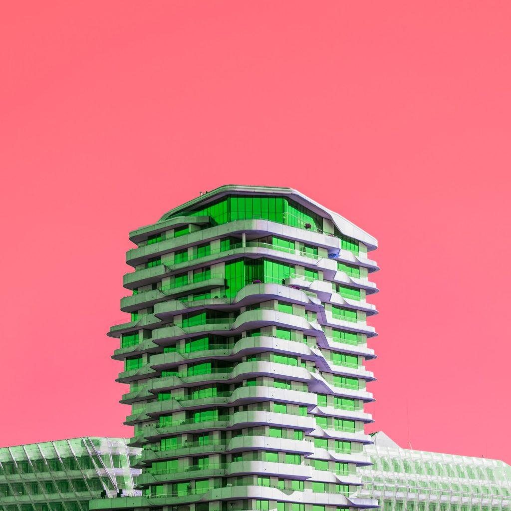 Hamburg Minimal, il colore e il minimalismo di Ali Sahba | Collater.al