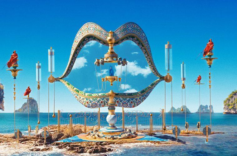 I surreali luoghi dell'immaginazione di Vinicius Costa