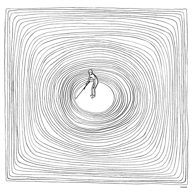 Le ironiche illustrazioni minimali di Geoff McFetridge | Collater.al