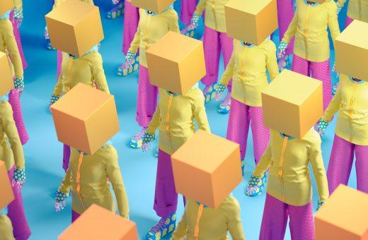 Le coloratissime illustrazioni digitali di Kota Yamaji
