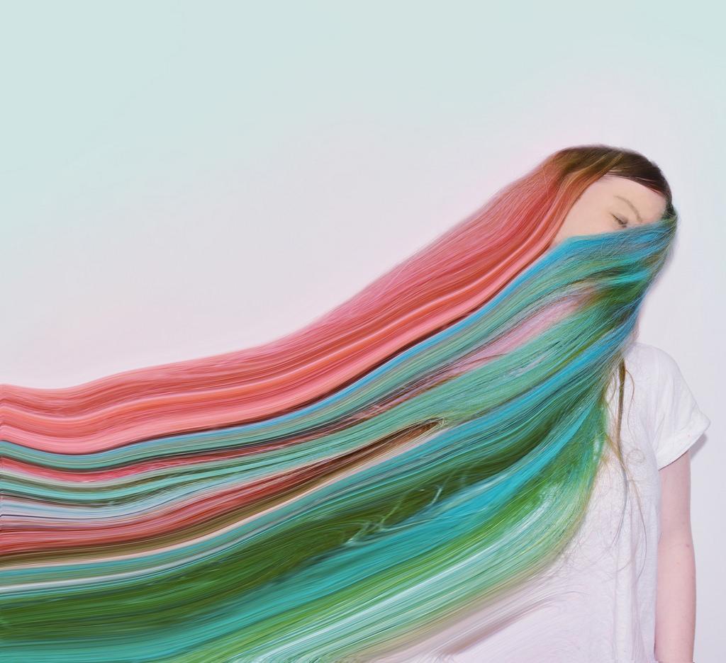 Melted, le donne e i colori di Cristina Burns | Collater.al