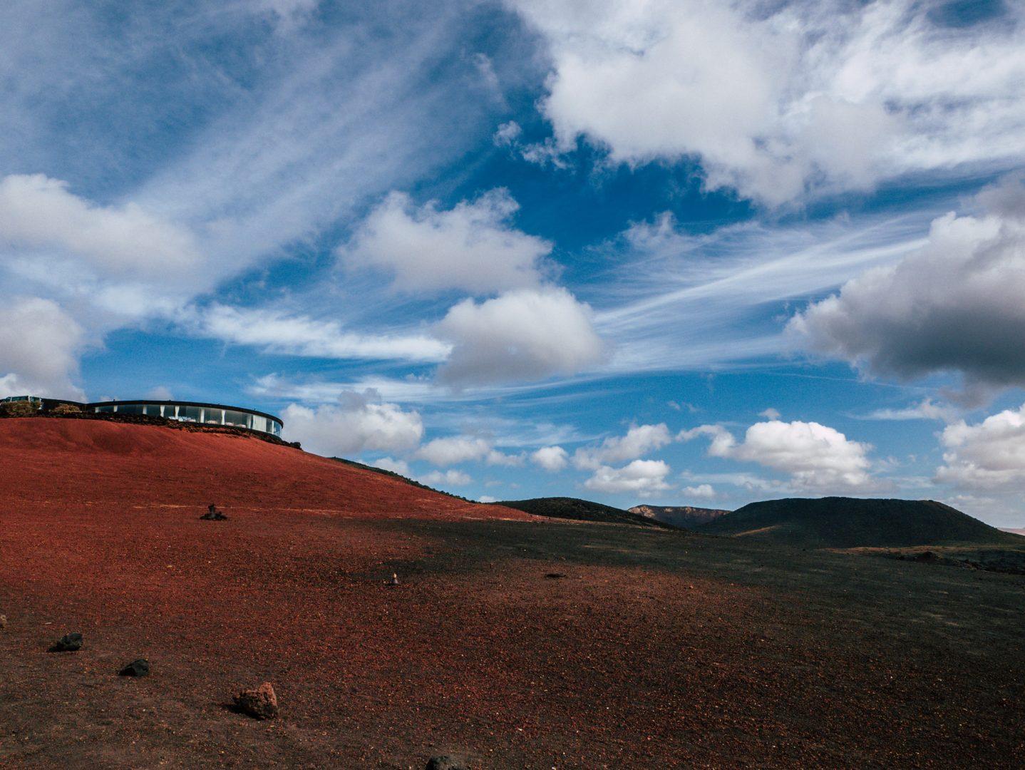 Lanzarote, solo un grande sasso