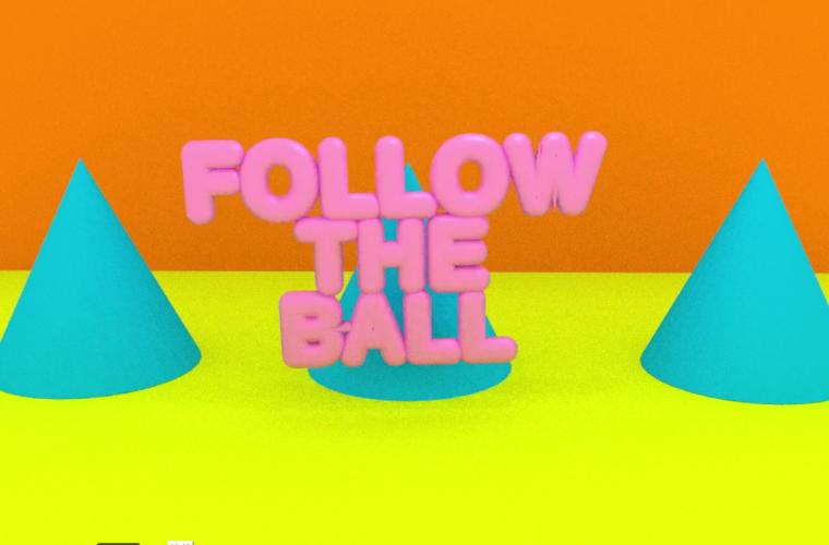 Short video for Breakfast – Follow the ball, dov'è la pallina?