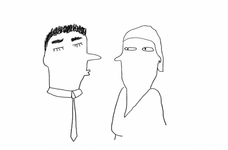 Short video for Breakfast – Gli assilli e le ansie del giovane Dan Castro