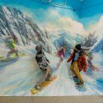 I graffiti interattivi dello studio Brain Mash | Collater.al