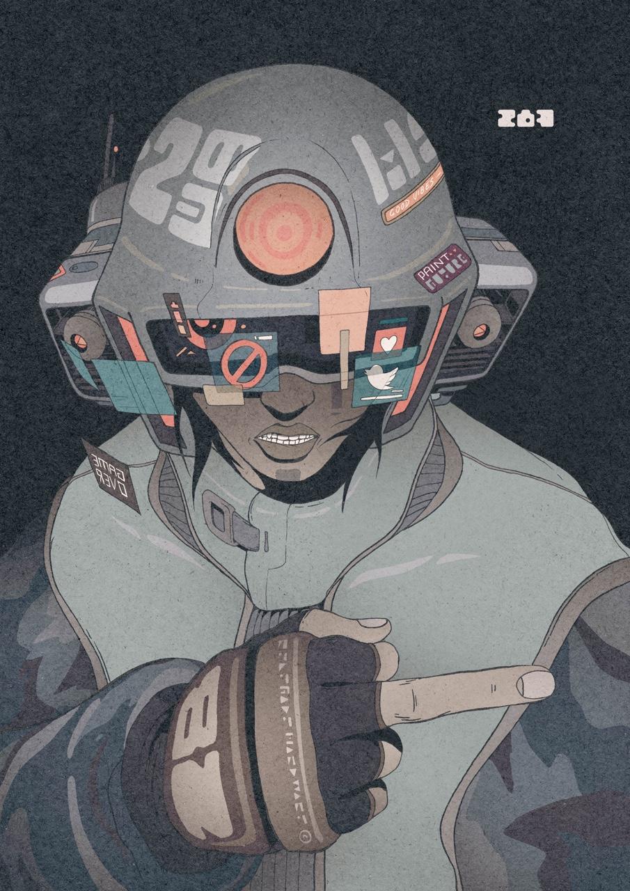 Le illustrazioni Sci-Fi di Daniel Isles aka DirtyRobot | Collater.al