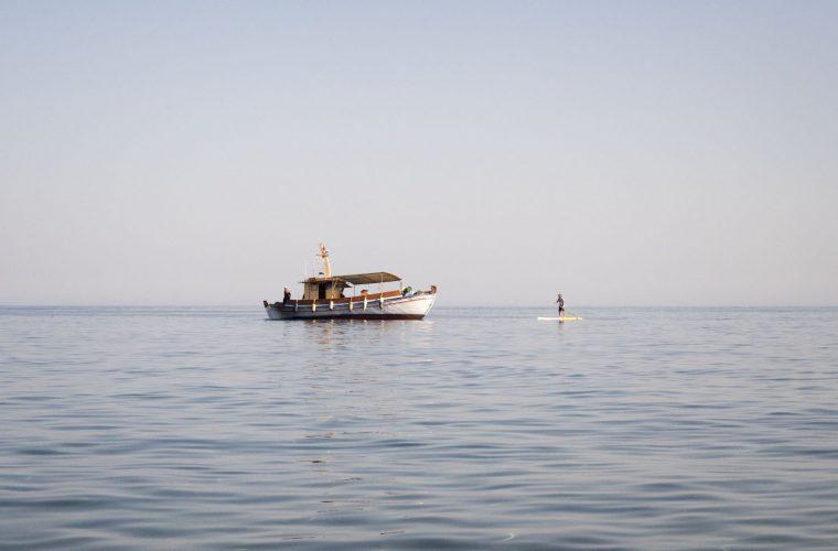 Santorini, The Spot Island