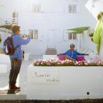 Santorini, the spot island   Collater.al