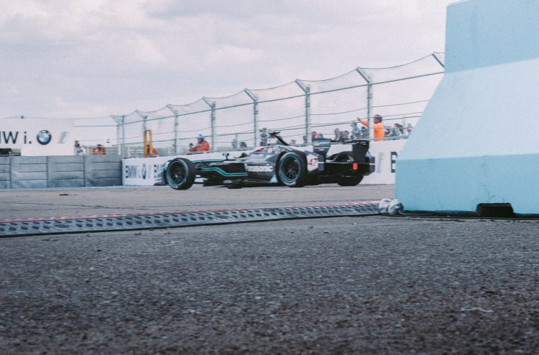 In Berlin with Jaguar to discover the secrets of FIA Formula E