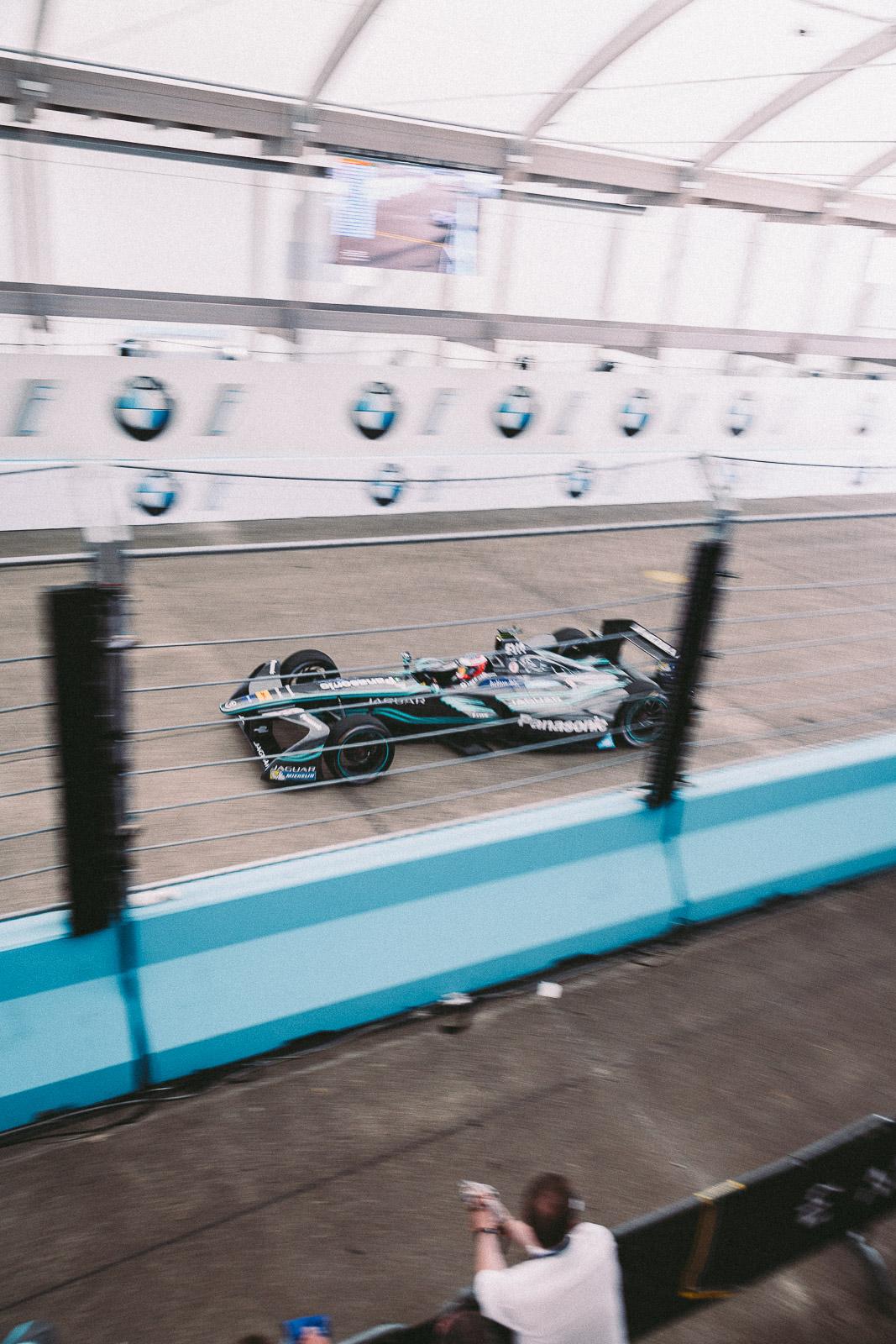 A Berlino con Jaguar per scoprire i segreti della FIA Formula E | Collater.al