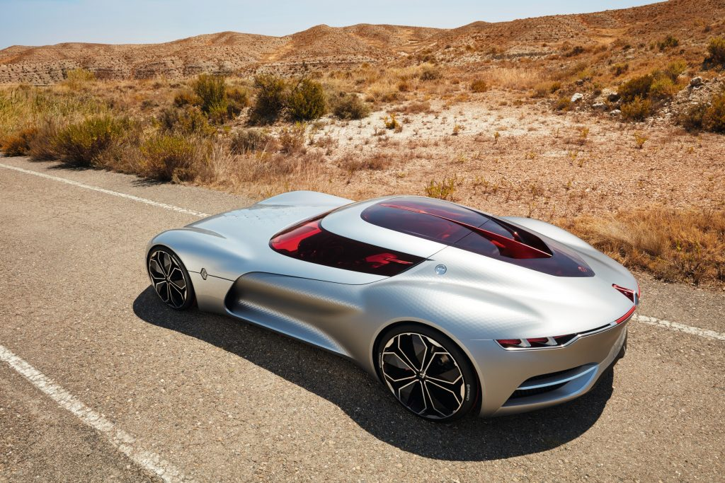 La Renault TreZor vince il Design Award for Concept Cars e Prototypes | Collater.al