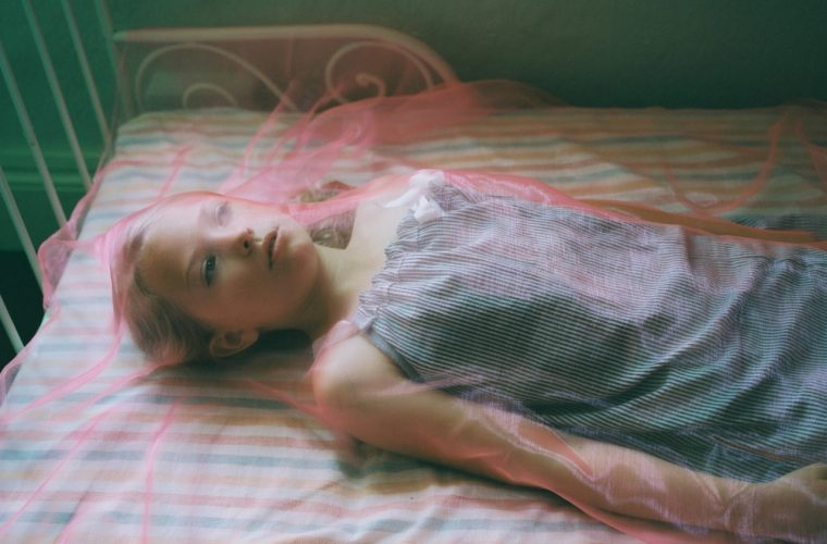 My Favorite Color Was Yellow, the power of pink in Kirsty Mackey's project