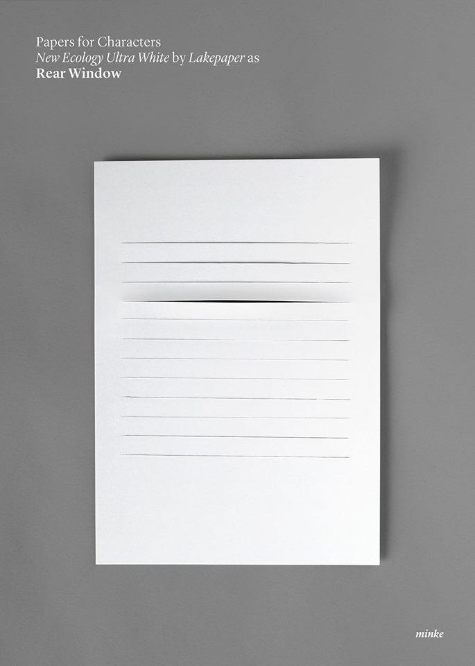 Papeles de cine, film famosi raccontati con i fogli di carta | Collater.al