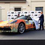Porsche e NABA, un progetto ispirato dalla Porsche di Janis Joplin dipinta da Dave Richards | Collater.al