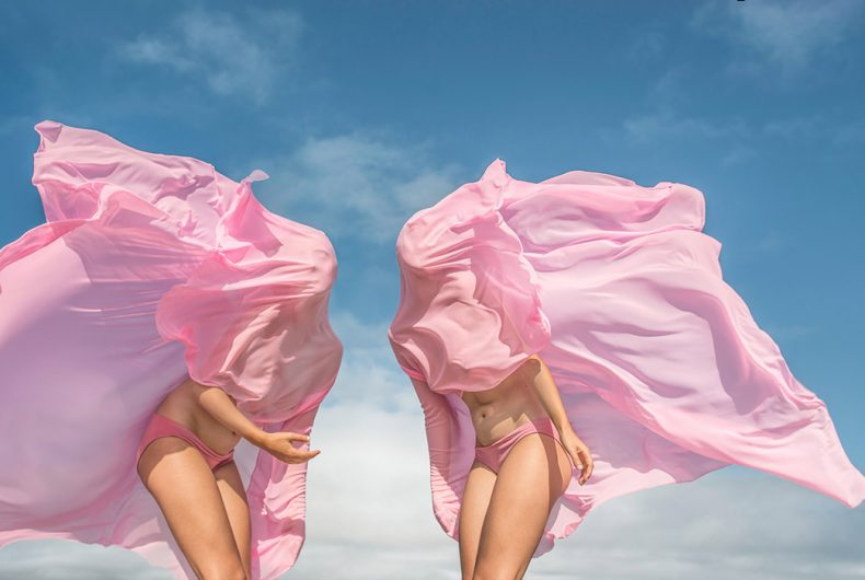 Moulding, Prue Stent and Honey Long fluid bodies