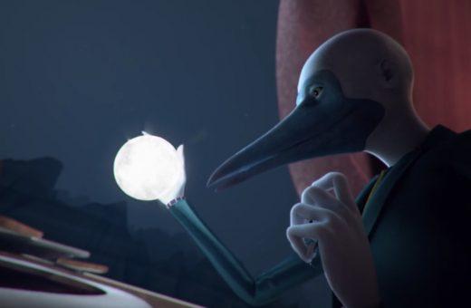 Short video for Breakfast – Mr. Blue Footed Booby, il sogno di Gino Imagino