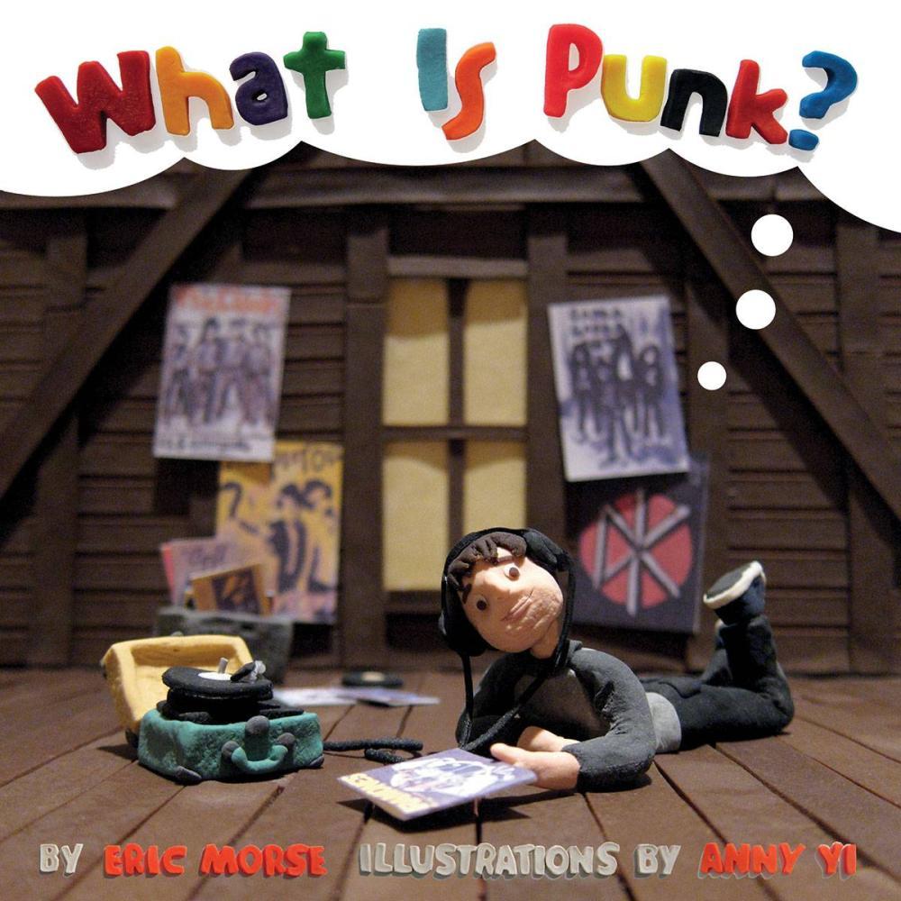 What Is Punk? Un libro illustrato per bambini ribelli | Collater.al