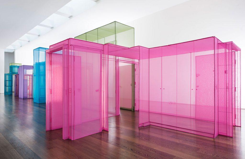 Home Within Home, le scenografiche abitazioni trasparenti di Do Ho Suh   Collater.al