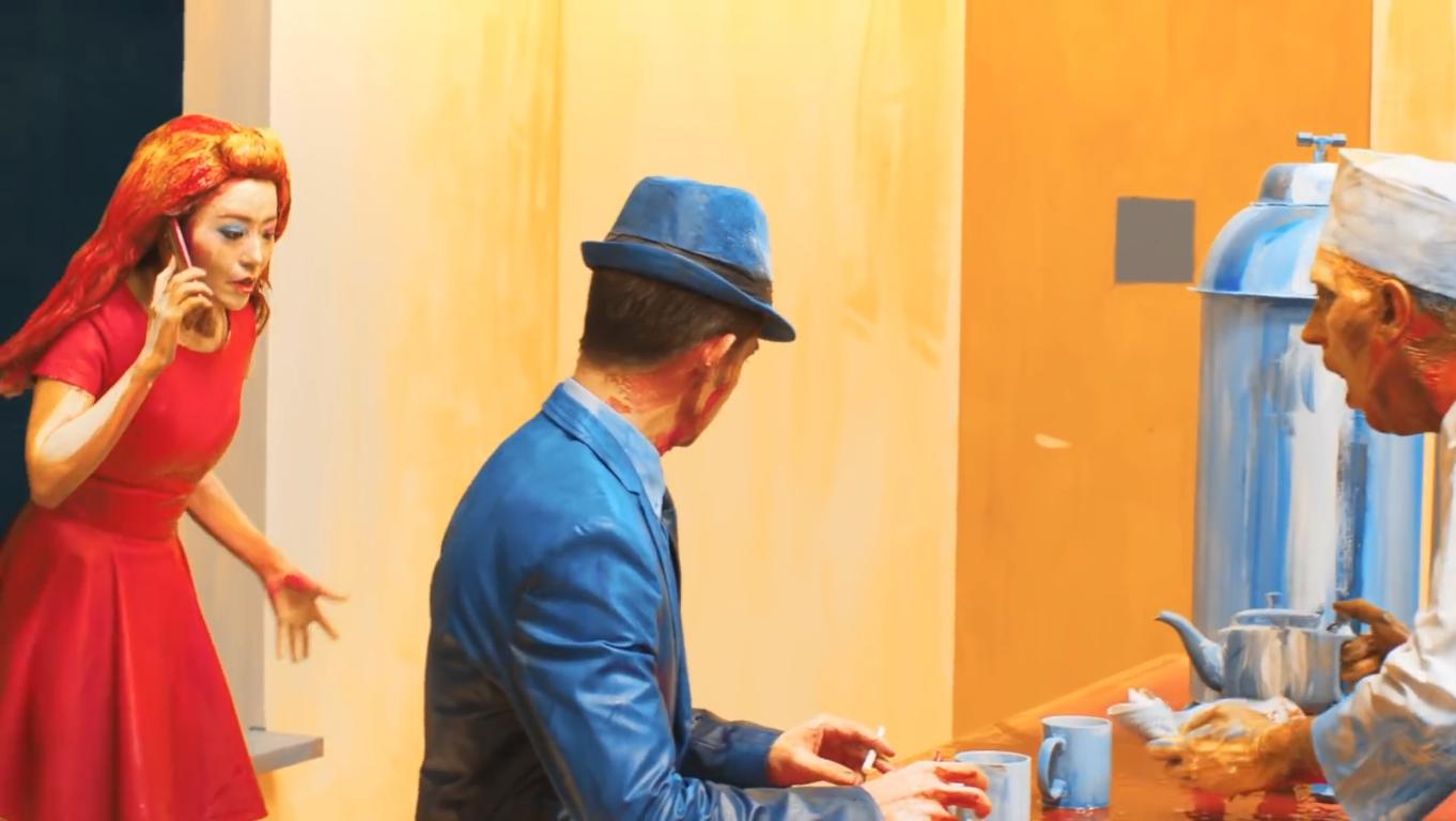 Jane Zhang interpreta i volti del mondo dell'arte nel suo videoclip Dust My Shoulders Off