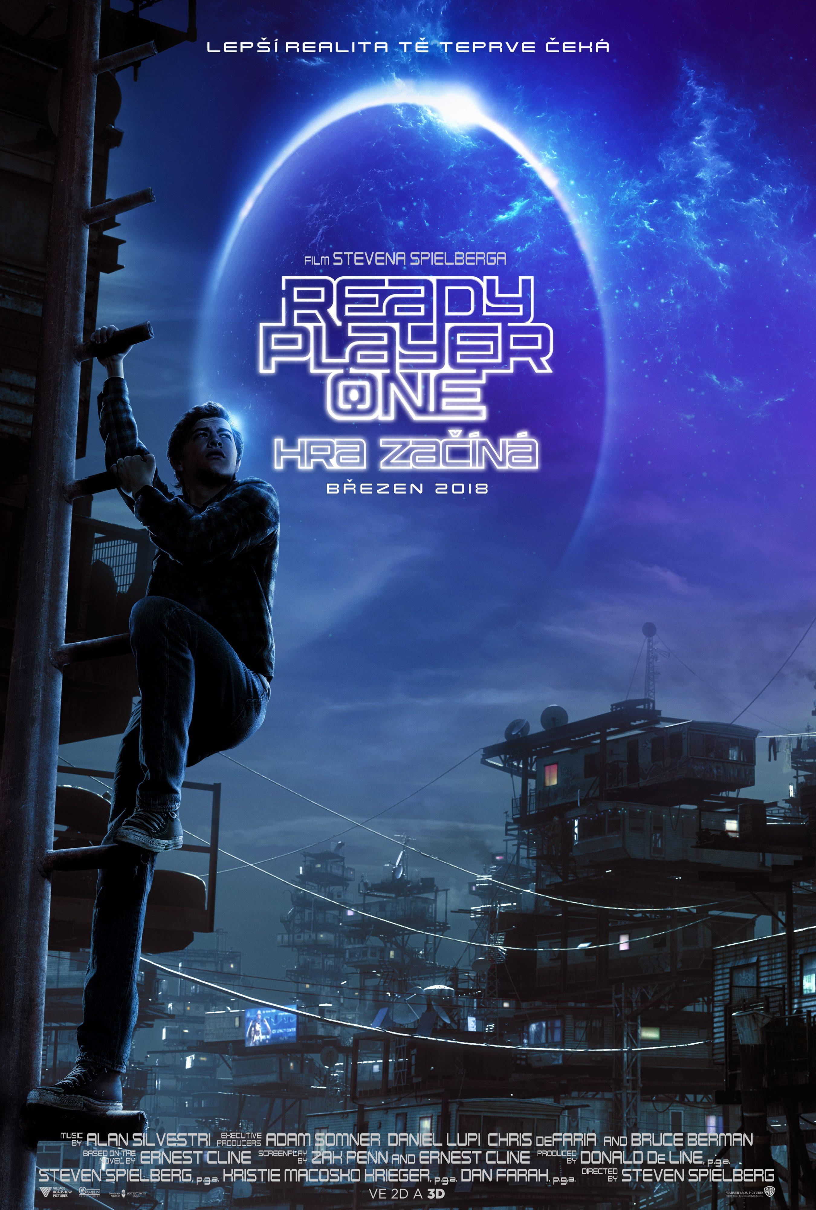 Ready Player One, il nuovo film di Steven Spielberg | Collater.al