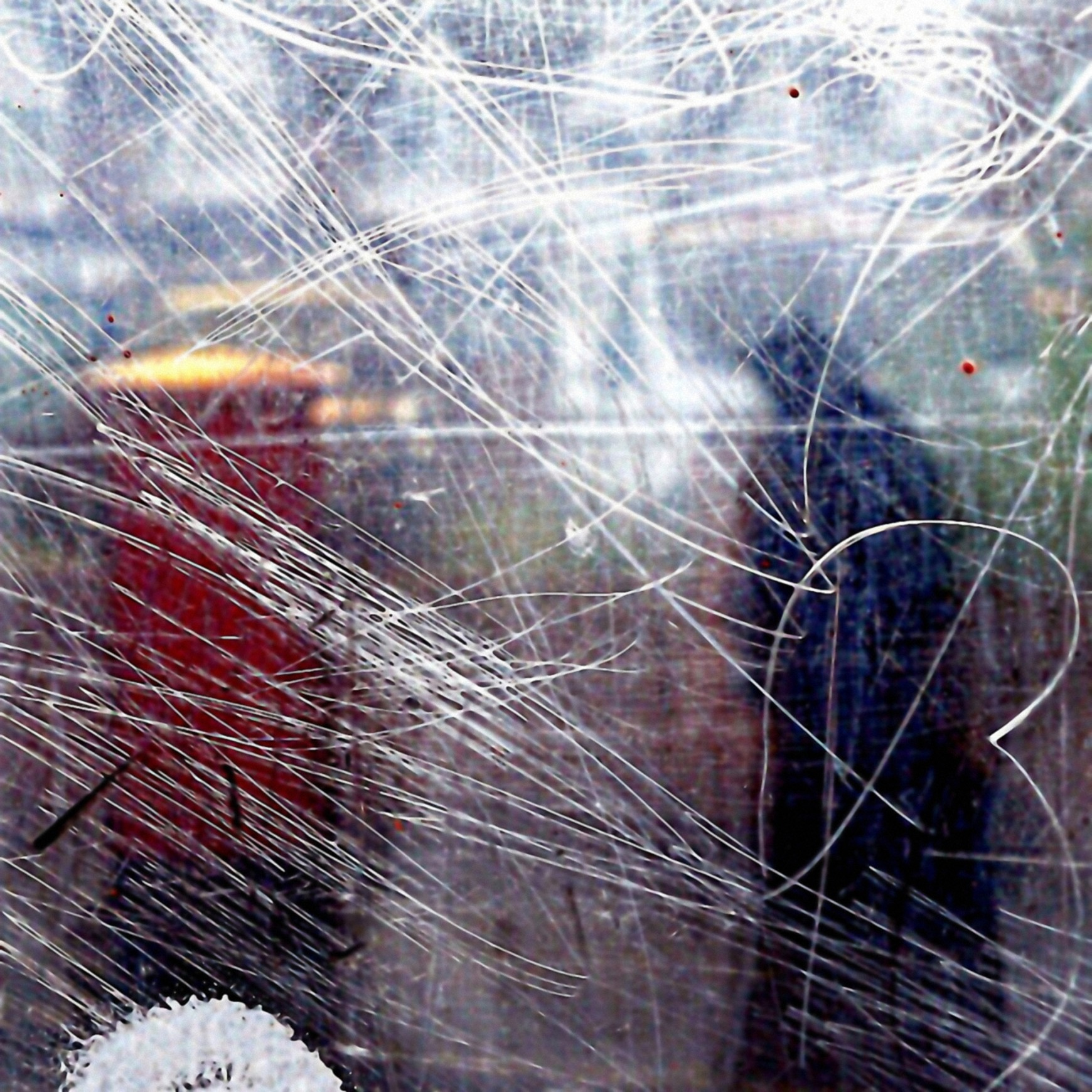 Bus Stop, il progetto anti-fotografico di Stephen Calcutt | Collater.al 4