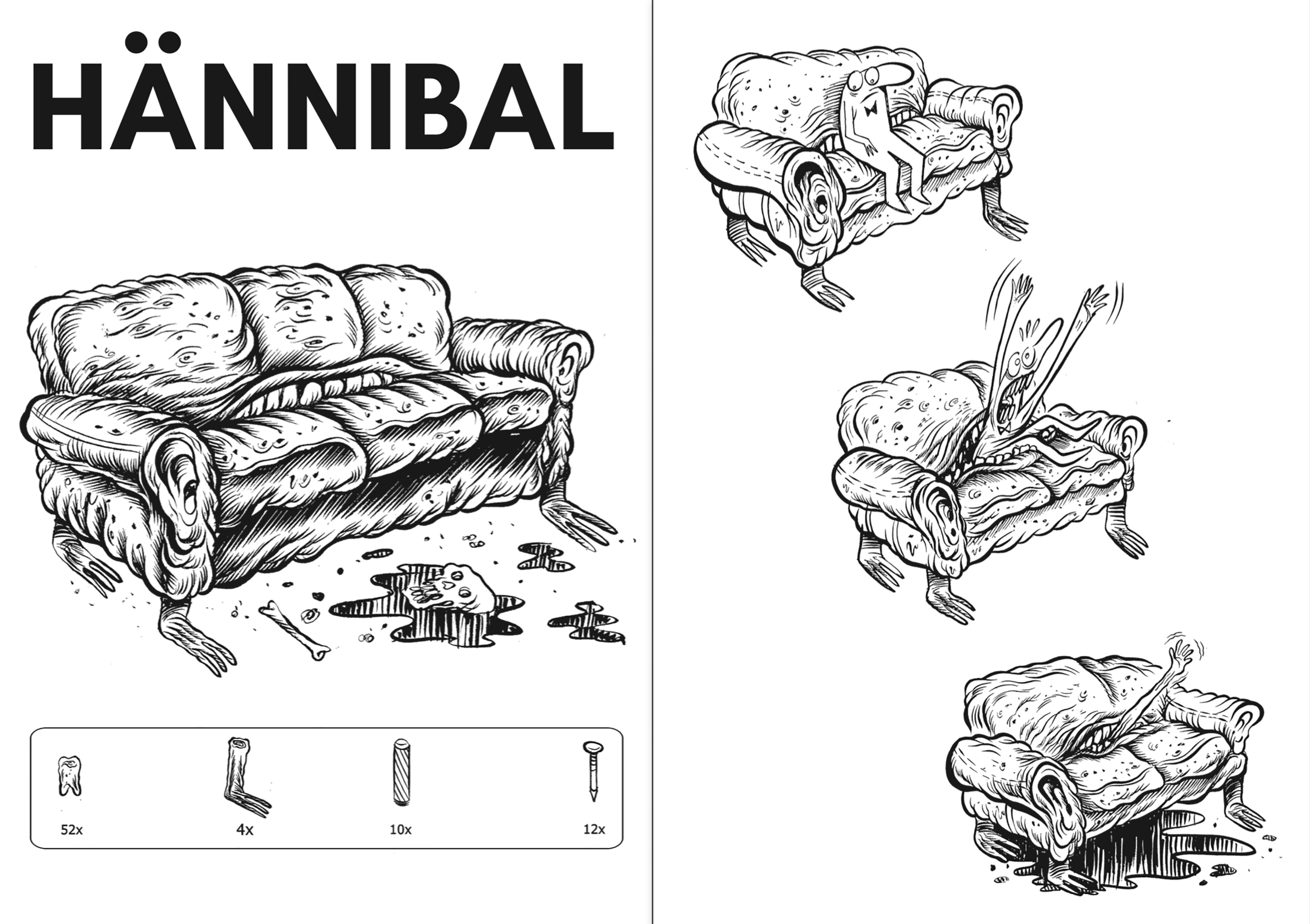 How To Destroy Ikea And Save Your Saturday The Illustrated Book By