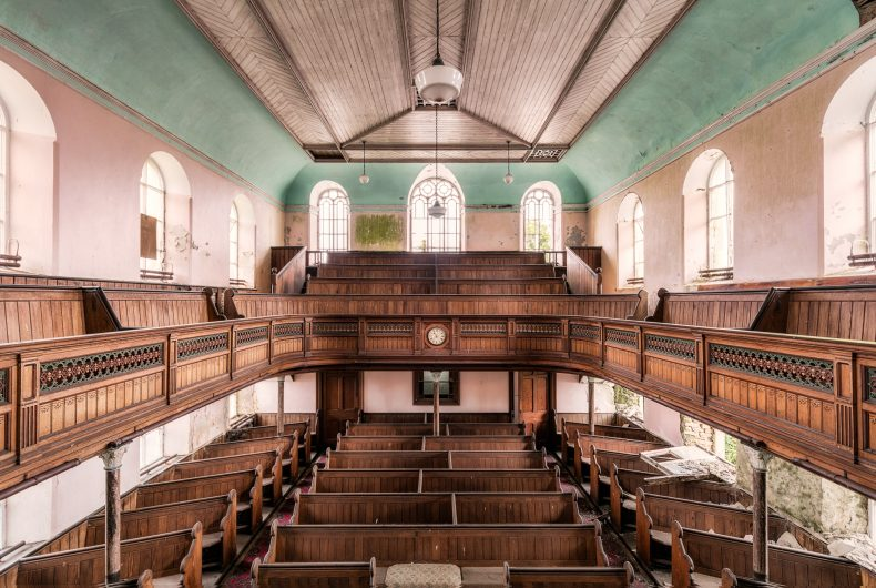 Domun Dei, abandoned churches by photographer James Kerwin