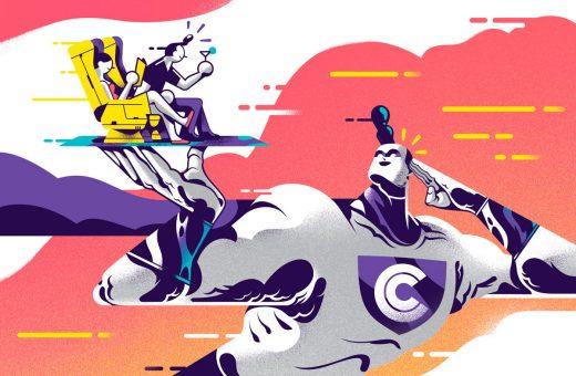 Le illustrazioni sci-fi di Gabriel Silveira