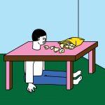L'innocente umorismo delle illustrazioni di Minju An | Collater.al 1
