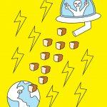 L'innocente umorismo delle illustrazioni di Minju An | Collater.al 2