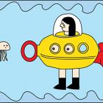 L'innocente umorismo delle illustrazioni di Minju An | Collater.al 5