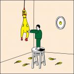 L'innocente umorismo delle illustrazioni di Minju An | Collater.al 8