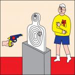 L'innocente umorismo delle illustrazioni di Minju An | Collater.al 9