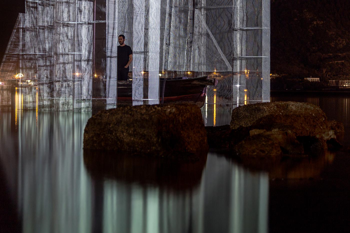 Locus, la performance visivo-sonora di Edoardo Tresoldi e IOSONOUNCANE | Collater.al 4