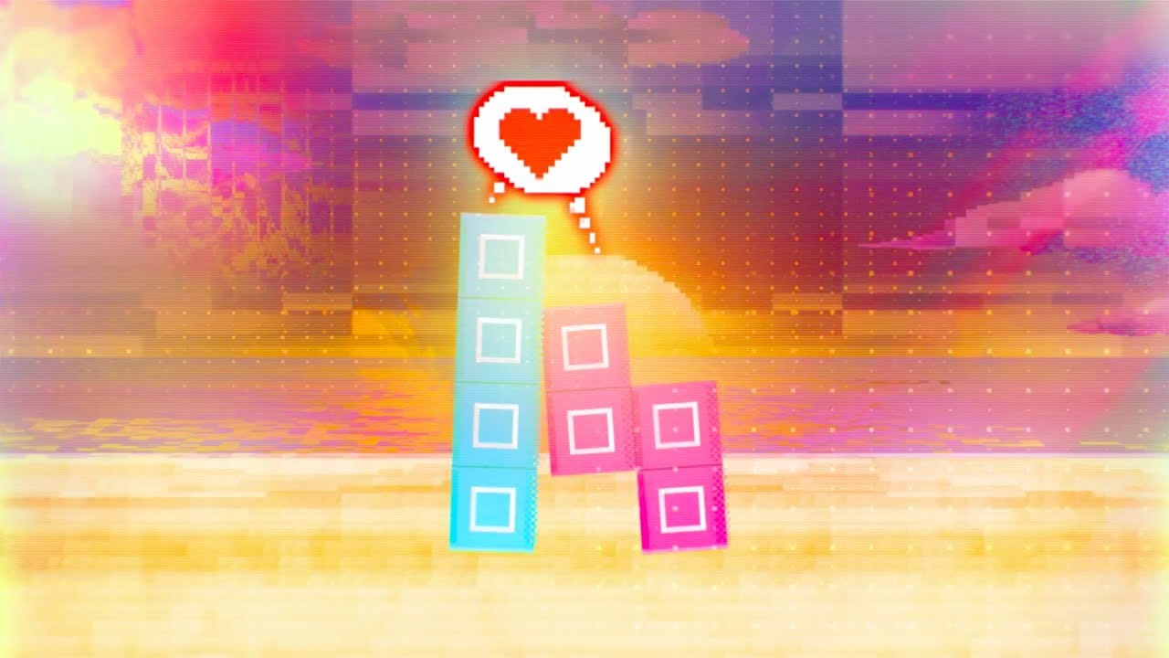 Short video for Breakfast – Ménage à Tetris, le vie dell'amore sono infinite