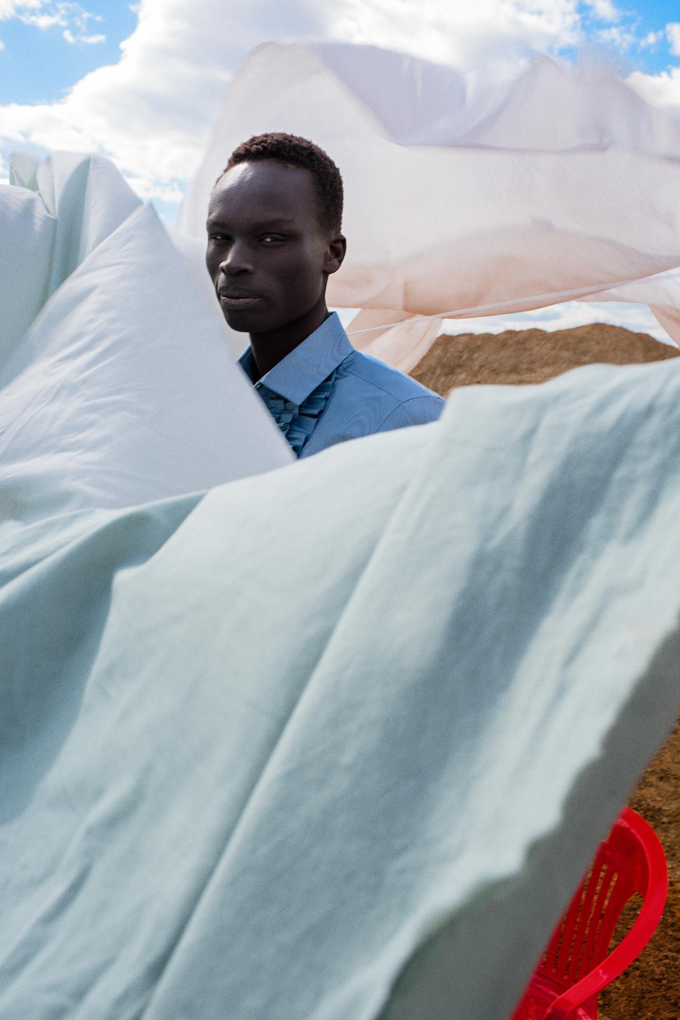 The Sun Of The White Desert, i colori del deserto nella nuova serie di Elizaveta Porodina   Collater.al