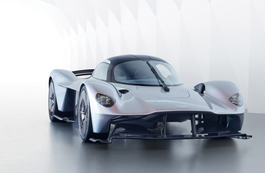 Valkyrie la nuova hypercar firmata Aston Martin e Red Bull