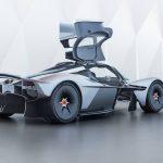 Valkyrie la nuova hypercar firmata Aston Martin e Red Bull | Collater.al