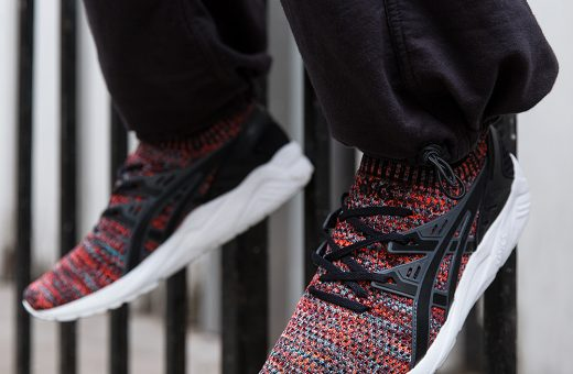 ASICSTIGER lancia le GEL-KAYANO Trainer Knit Space Dye