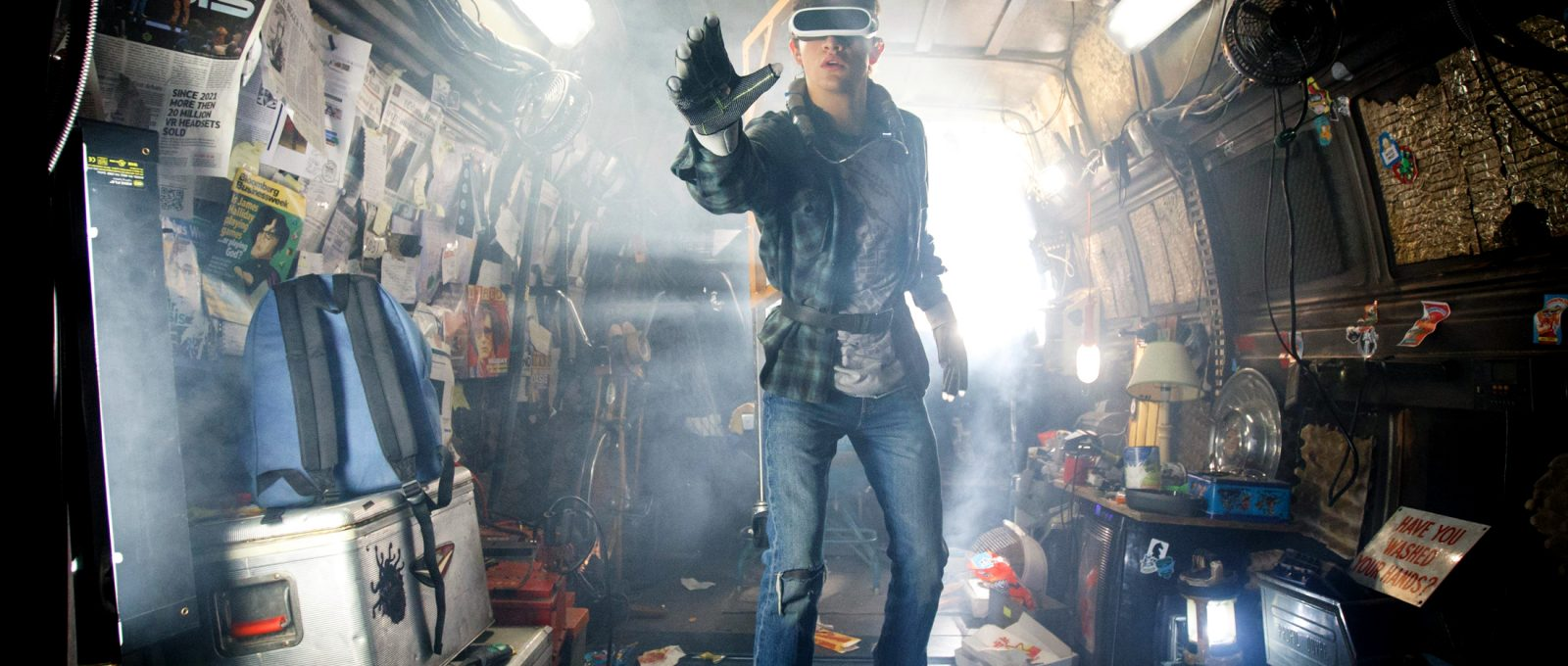 Ready Player One: Steven Spielberg's new movie trailer